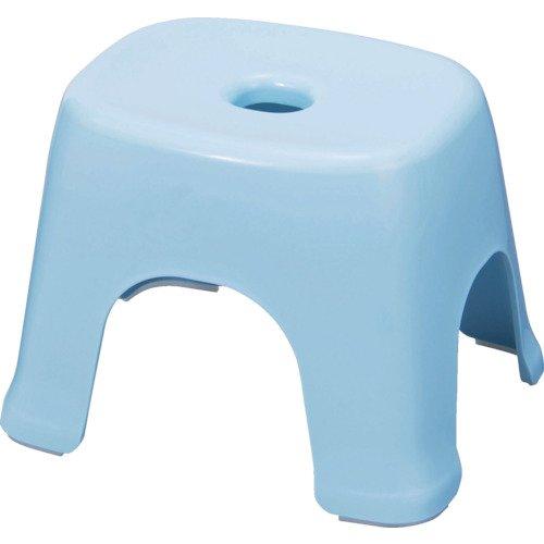 トンボ 風呂イス 日本製 幅34×奥行27×高さ25cm 抗菌 ブルー フロート 新輝合成 N25