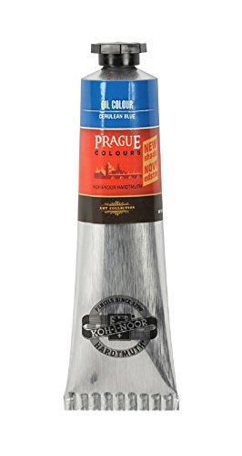 KOH-I-NOOR 40 ml - de pintura para de pintura al óleo cerúleo azul y