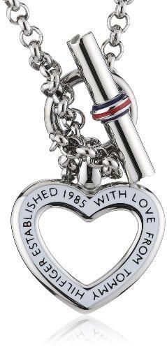 Tommy Hilfiger 2700277 - Collar de Acero Inoxidable con Cadena de balcher (491 cm)