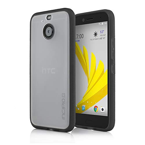 Incipio Cell Phone Case for HTC Bolt - Frost/Black