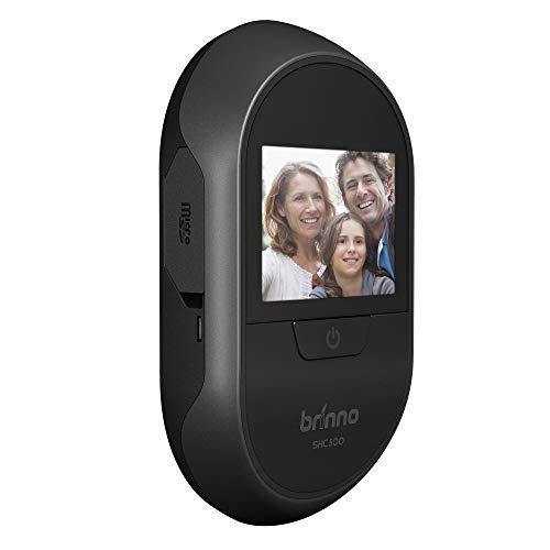 Brinno SHC500 14 Mirilla Digital, Negro