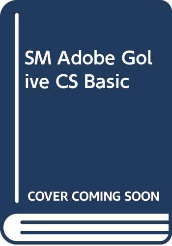 Student Manual Adobe GoLive CS Basic