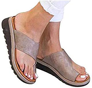 6d0c7d71f436df Volwco Sandales Femme Plates,2019 New Women Sandal Shoes Comfy Platform Sandal  Shoes Summer Beach