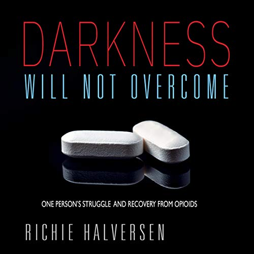 Darkness Will Not Overcome audiobook cover art