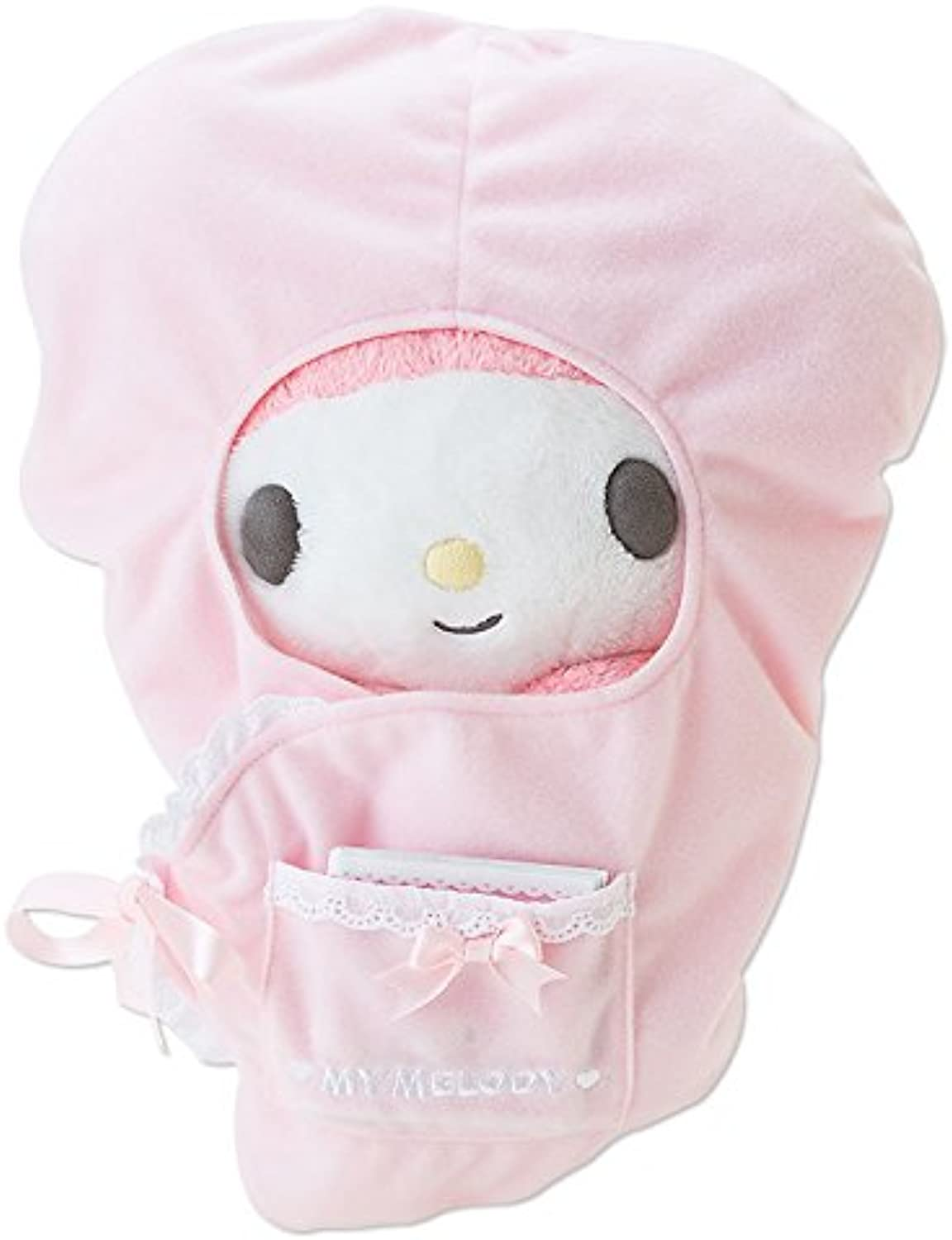 My Melody swaddling clothes stuffed