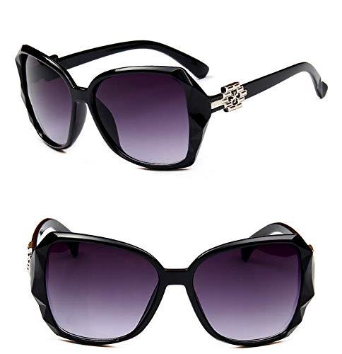 QHGstore - Gafas de sol retro para mujer, diseño vintage