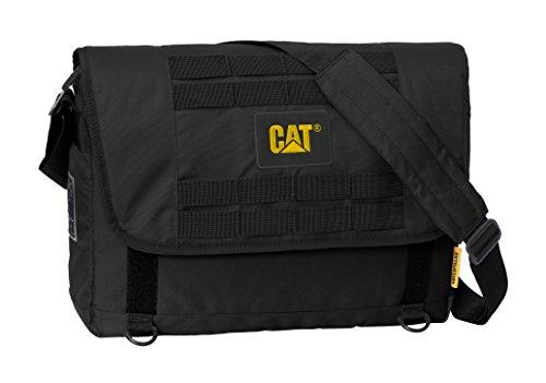 CAT Combat Messenger Bag 39 cm 13,5 Liter schwarz
