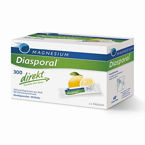 Magnesium-Diasporal 300 direkt: Direktgranulat zur Einnahme ohne Wasser, 300 mg Magnesium pro Stick, 50 Sticks