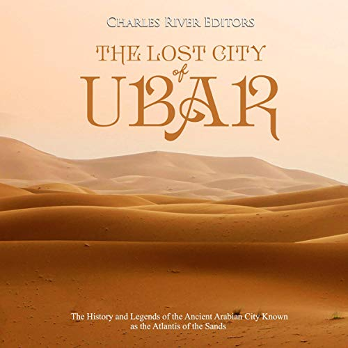 The Lost City of Ubar cover art