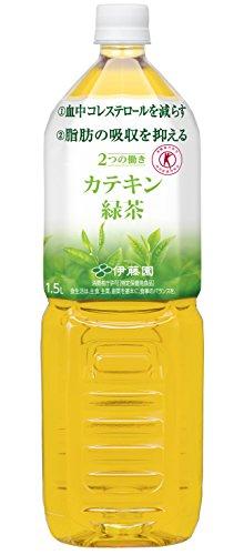 伊藤園 2つの働き カテキン緑茶 1500ml 1本