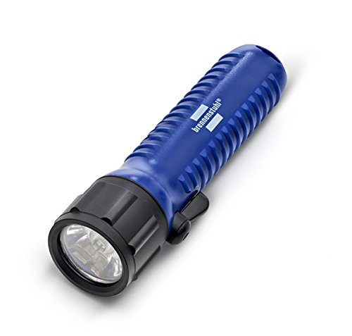 Brennenstuhl Mistral Tauch-Taschenlampe Blau, Uni, XR-E Q5, blau