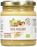 fior di loto crema 100% di arachidi tostate - 6 confezioni da 200 g