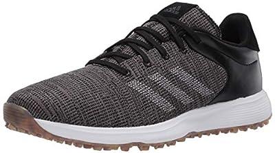 adidas Men's S2G Golf Shoe, core Black/core Black/Grey Three, 10 Medium US