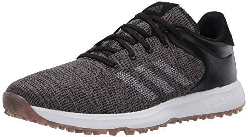 adidas mens S2g Golf Shoe, Core Black/Core Black/Grey Three, 10.5 US
