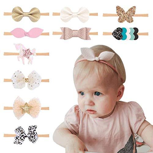 La mejor comparación de Diademas y cintas de pelo para Niña que Puedes Comprar On-line. 8