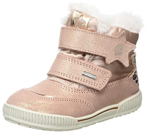 Primigi Baby Mädchen PRIGT 63614 First Walker Shoe, Carne/ROSA ANT, 23 EU