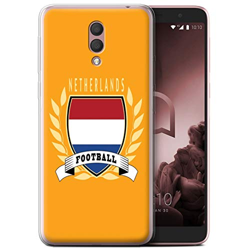 eSwish Phone Case/Cover/Skin/OTH-GC/Voetbal Embleem Collectie Alcatel 1X 2019 Netherlands/Dutch