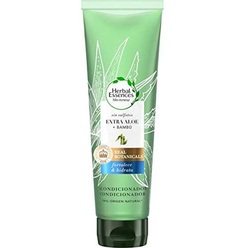 Herbal Essences Acondicionador Renew Sin Sulfatos Con Aloe Intenso Y Bambú 275 ml