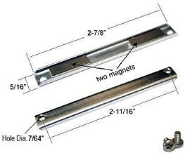 Shower Door Replacement Magnet with Screws