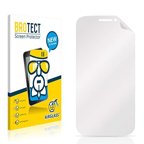 BROTECT Panzerglas Schutzfolie kompatibel mit Haier HaierPhone W757 - AirGlass, extrem Kratzfest, Anti-Fingerprint, Ultra-transparent