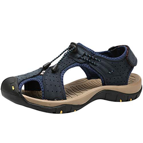 Zapatillas de Verano Fannyfuny Casuales Zapatillas Sandalia Ligeras Zapatos Respirable Deportes Zapatillas...