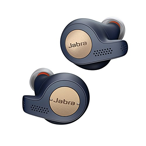Jabra Elite 65t Active Cuffie Auricolari True Wireless, 100% senza...