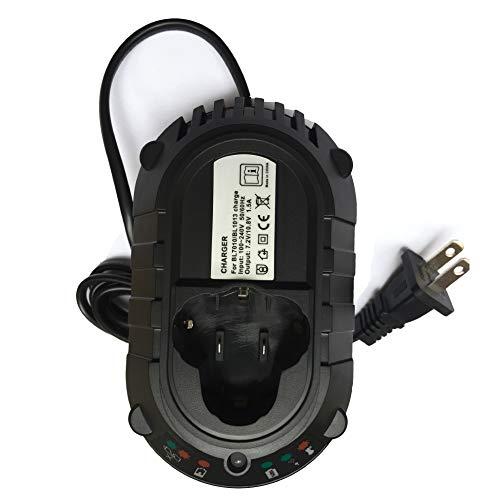 Cargador de repuesto para Makita BL1013 BL1014 BL7010 Batería de litio 7,2 V 10,8 V DC10WA Herramienta Eléctrica para Destornillador Taladro
