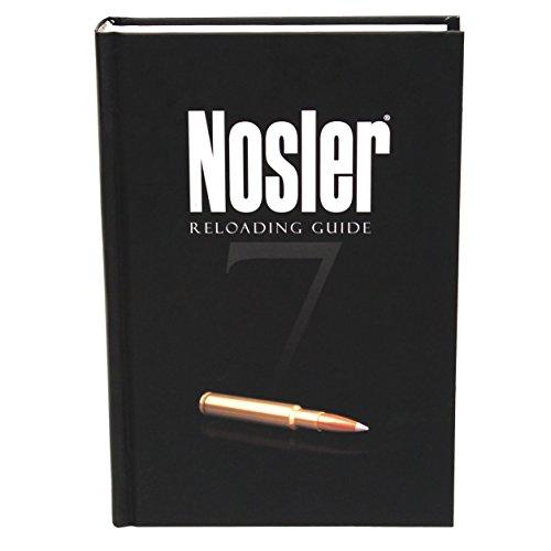 Nosler 50007 Reloading Guide Manual, 7th Edition