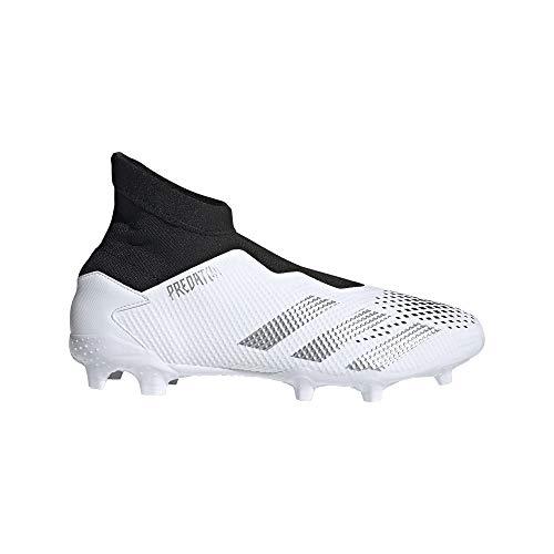 adidas Herren Predator 20.3 LL FG Fussballschuh, FTWBLA/Plamet/NEGBÁS, 48 2/3 EU