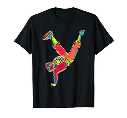 Break Dancing Break Dance Hip Hop T-Shirt