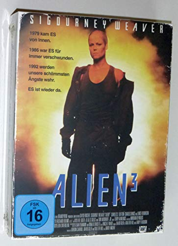 ALIEN ³ Blu-Ray TAPE EDITION limitiert auf 1111 Exemplare