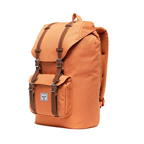 Herschel Little America Rucksack mit Laptophülle, Papaya (Orange) - 10020-03885-OS