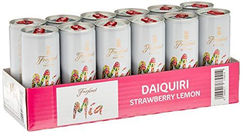 Freixenet Mia Daiquiri Strawberry Lemon -Dose, (12 x 0.25 l)