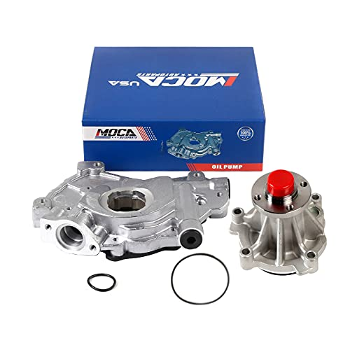 MOCA Oil Pump & Water Pump for Ford 2004-2009 for F-150 5.4L & 2009-2010 for...