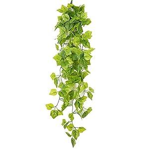 Daliuing Fake Plants Decorative Botanical Greenery for Office Home Decor
