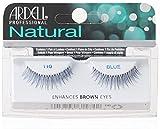 Ardell - Pestañas Postizas Modelo: Color Impact 110 - Color Azul - Incluye Adhesivo Para Su Aplicación - Diseño Emente Pensado Para Resaltar Los Ojos De Color Oscuro 25gr