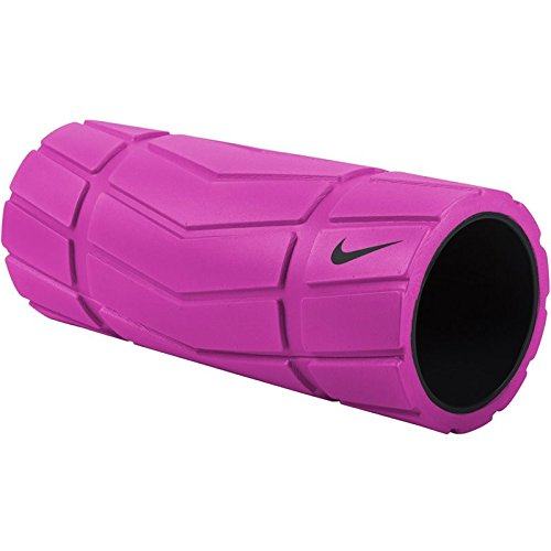 Nike Erwachsene Recovery Faszienrolle, Hyper pink/Black, 33cm