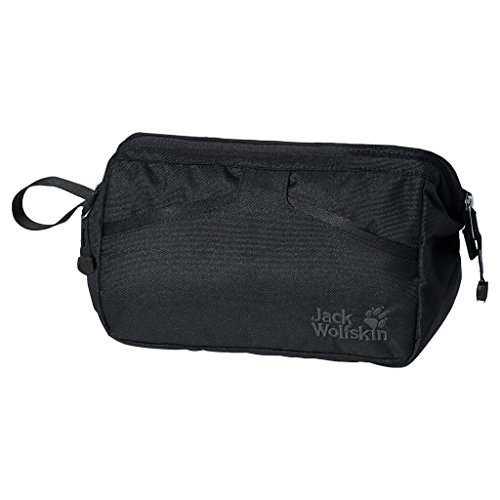 Jack Wolfskin Kulturbeutel SPACE TALENT WASHBAG, black, 30 x 18.5 x 5 cm, 4.50 Liter