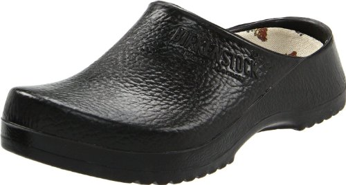 Birki's Super Black Clog,Black,41 M EU (10 M US Women/8 M US Men)