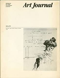 Art Journal: Spring 1982, Vol. 42, No. 1: The Education of Artists