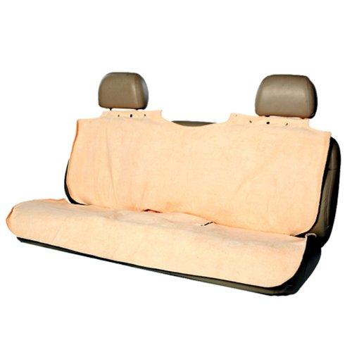 Bergan Deluxe Poncho Rear Protector, Tan