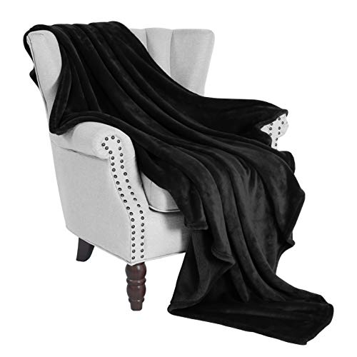 Exclusivo Mezcla Soft Flannel Fleece Velvet Plush Throw...