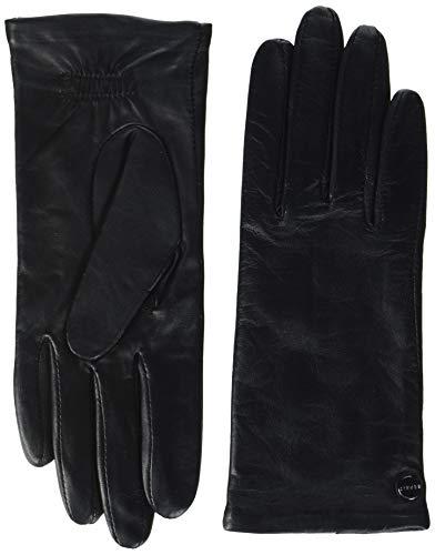ESPRIT Accessoires Damen 100EA1R301 Winter-Handschuhe, 001/BLACK, 8