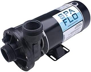 SPAGUTS AO Smith Spa Motor with Spa-Flo II Pump, 2.0HP, 220V, 1.5-inch Intake, 342102A-S0Z - 48 Frame