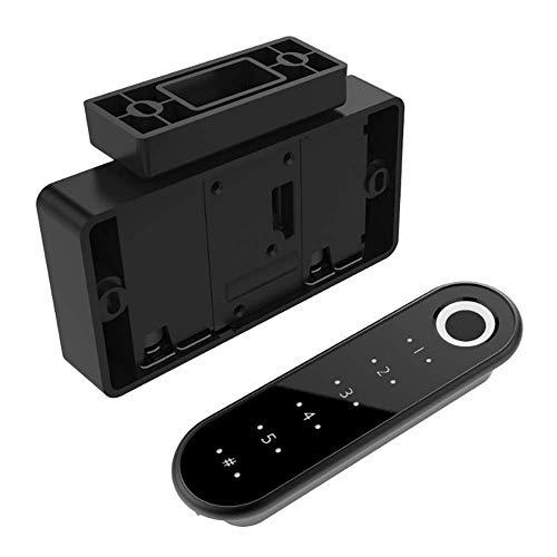 SXXYTCWL Profi Level Kennwort Fingerabdruck-Fach-Verschluss-Fingerabdruck-Sensing Technology USB aufladbare Password Lock jianyou