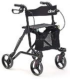 Torro - Andador con 4 ruedas y asiento