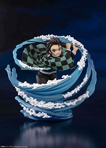 フィギュアーツZERO 鬼滅の刃 竈門炭治郎 -水の呼吸- 約150mm PVC&ABS製 塗装済み完成品フィギュア