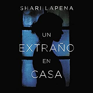 Un extraño en casa [A Stranger at Home] audiobook cover art