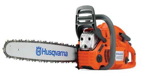 Ymhan/® Vaporizador for Husqvarna 455 460 Ranchero Motosierra Cadena de Sierra JONSERED Cs2255 544883001 Color : Silver