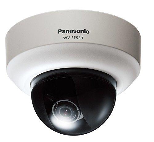 Panasonic WV-SF539E - Cámara de vigilancia (Cámara de Seguridad IP, Interior y...